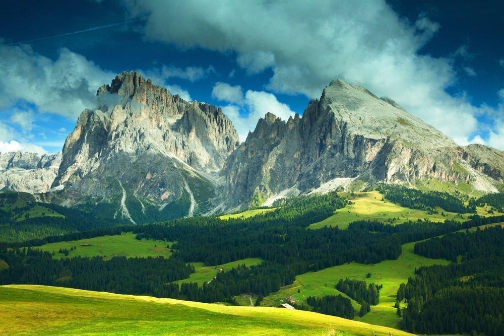 Недвижимость в италии с картой