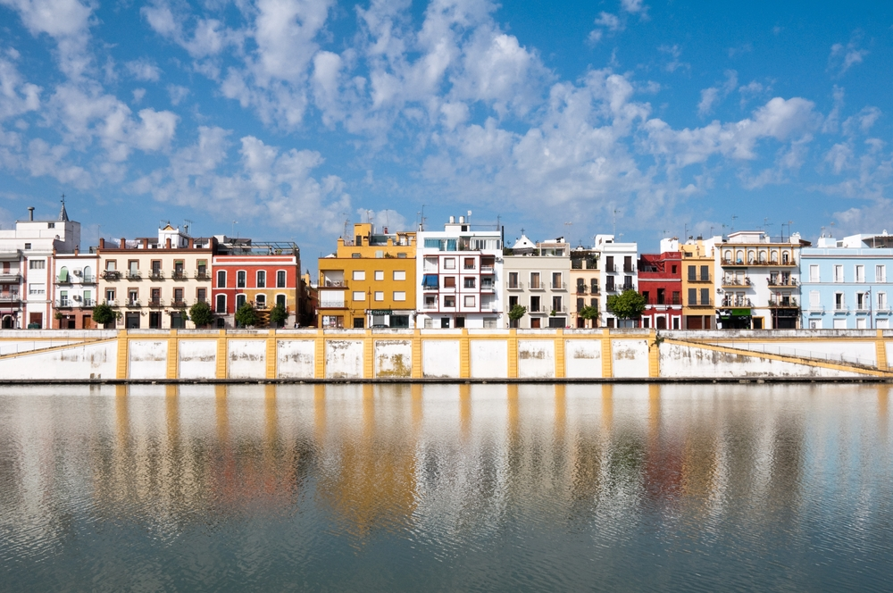 Рост жилья в испании