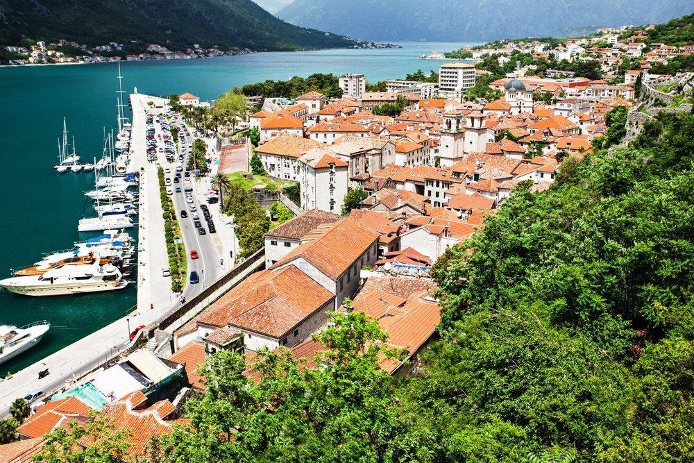 Черногория будва вилла сюзанна