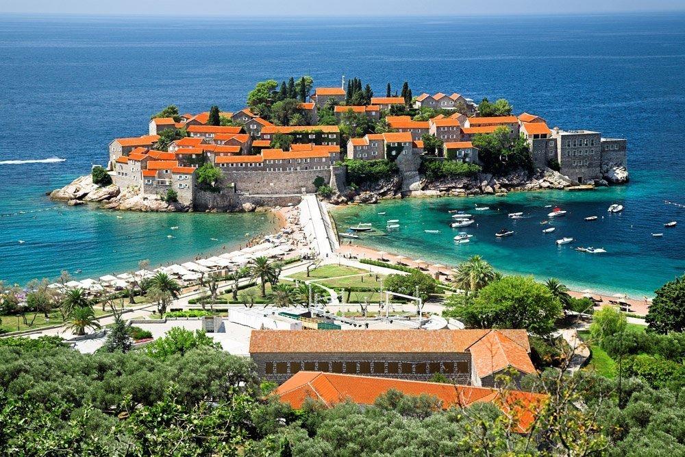 Вилла мило будва черногория