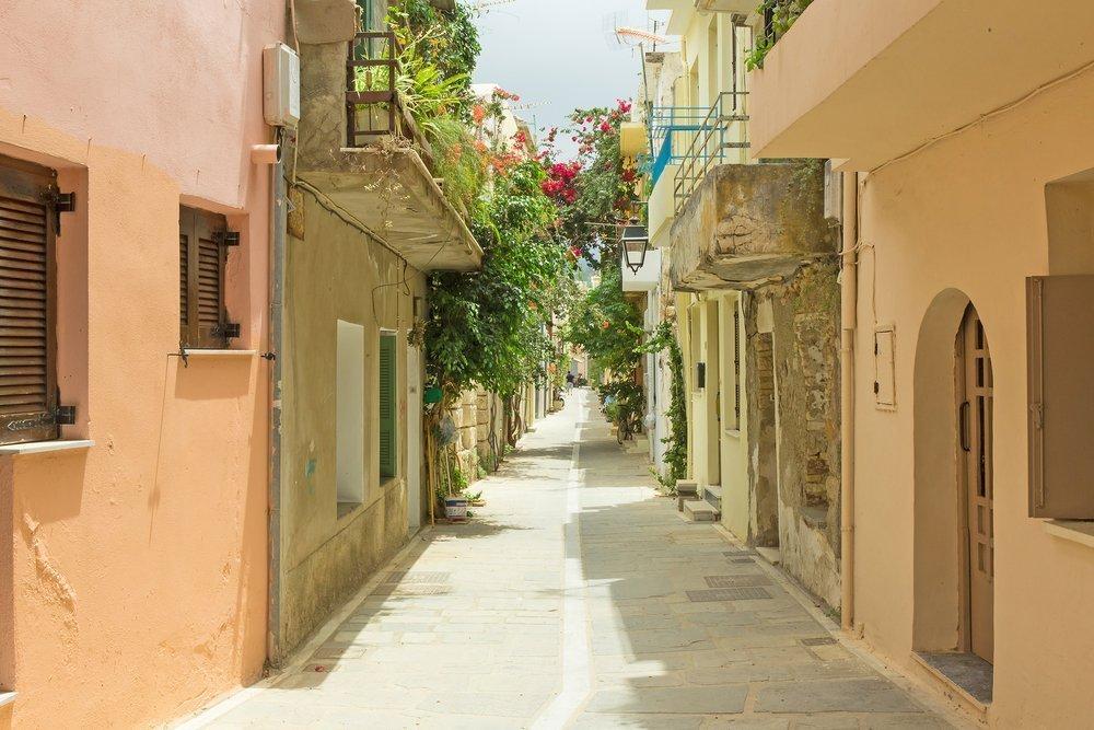 недвижимость греция дешево