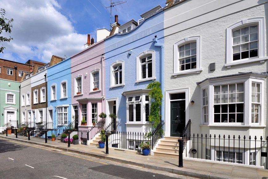 Лондон дома самое дешевое жилье в дубае