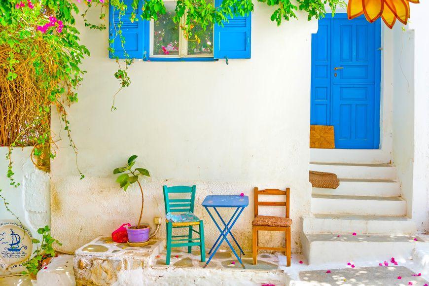 Вилла контесса греция