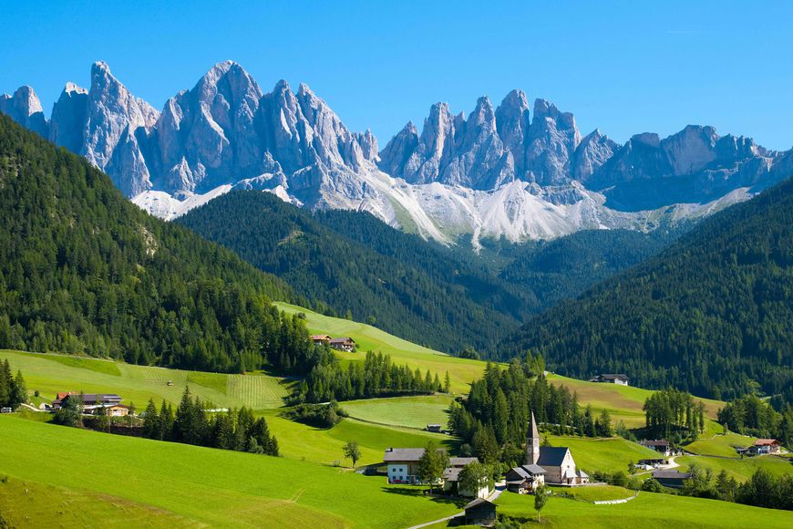 Обзор недвижимости италия