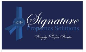 Signature Properties Solutions