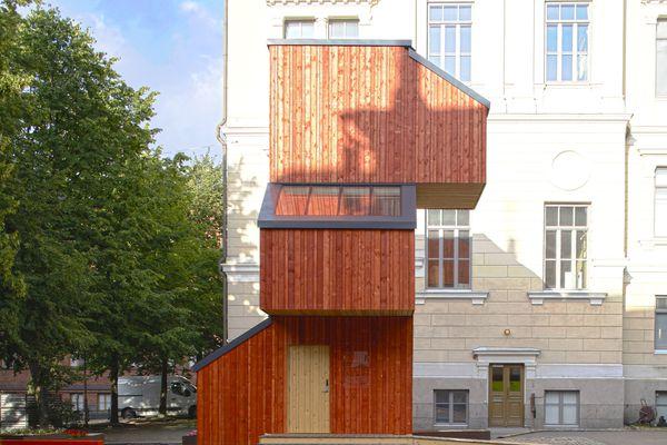 Финляндия недвижимость продажа апартаменты 25 метров